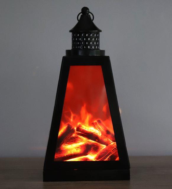Sevgililer günü ev dekorasyonu - lamba