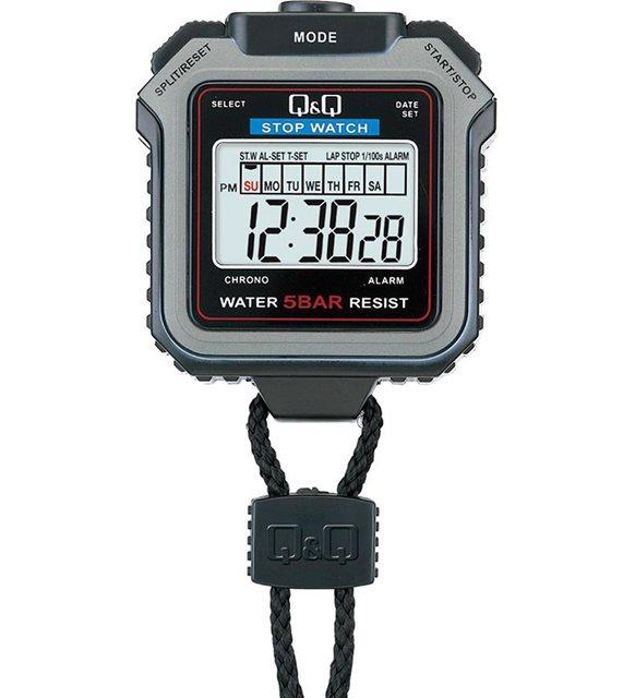 Nefes egzersizi - kronometre