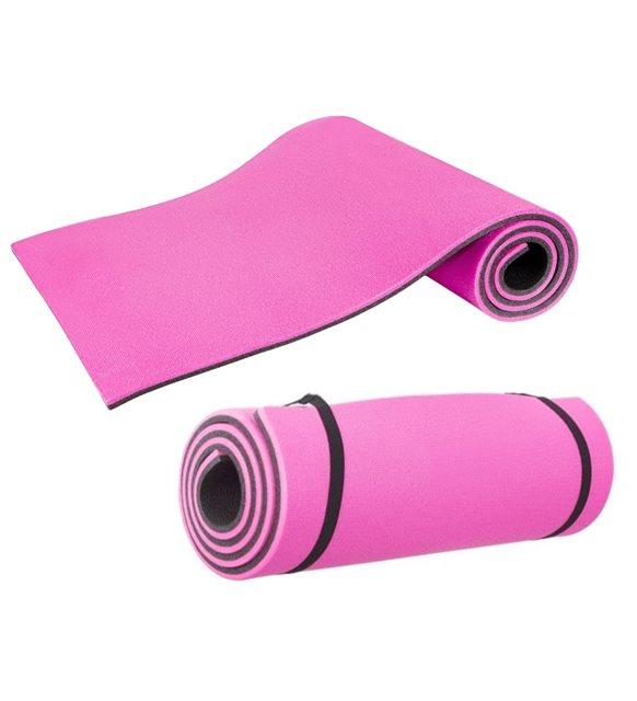 Nefes egzersizi - yoga matı