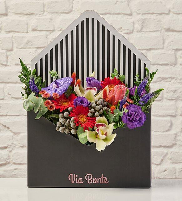 Via Bonte - Flower Letter for My Only Love