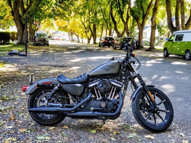 Motosiklet seçimi