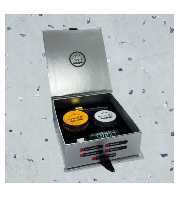 Yaşlanma karşıtı ürün - Silver Set Maxi
