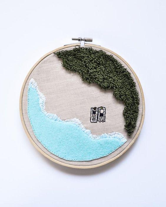 Punch iğnesi ada tasarım