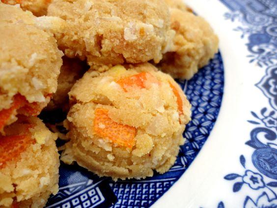 Kamkat kurabiye