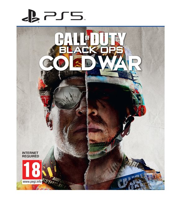 PlayStation 5 - Call Of Duty Black Ops Cold War