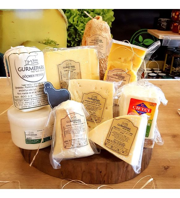 Ramazan ayı süt ürünleri paketi