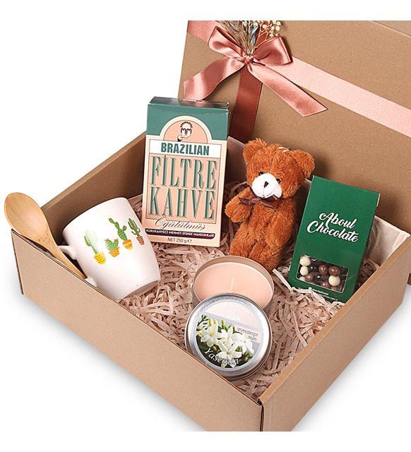 Dünya Mutluluk Günü hediye kutusu