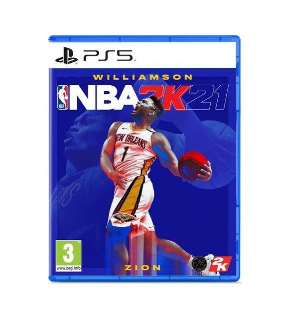 PlayStation 5 - NBA 2K21
