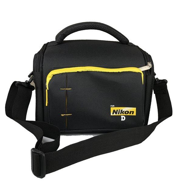 Fotoğraf makinesi omuz çantası