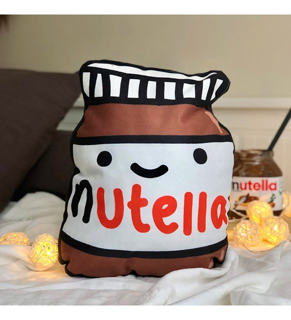 Nutella yastık