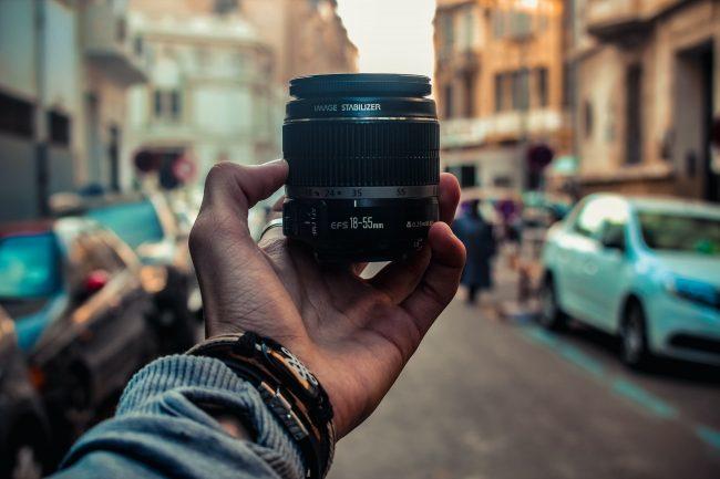 Sokak fotoğrafçılığı lens seçimi