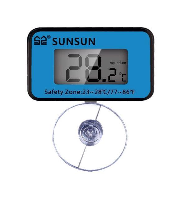 Akvaryum termometresi