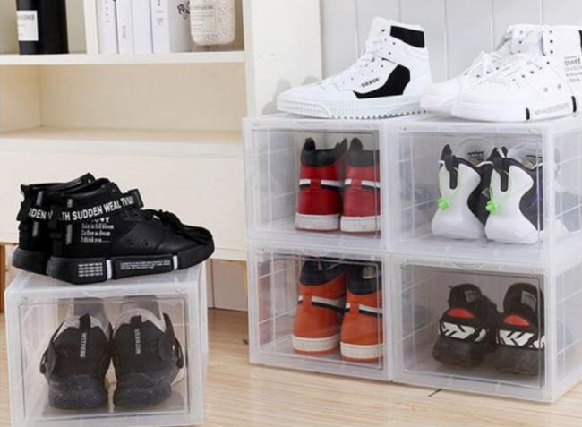 Ayakkabı saklama yöntemleri