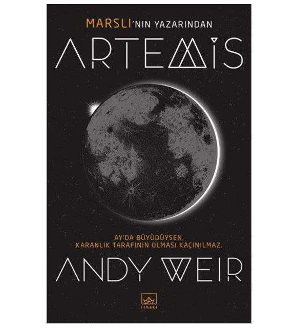 Kütüphaneler Haftası - Artemis kitabı