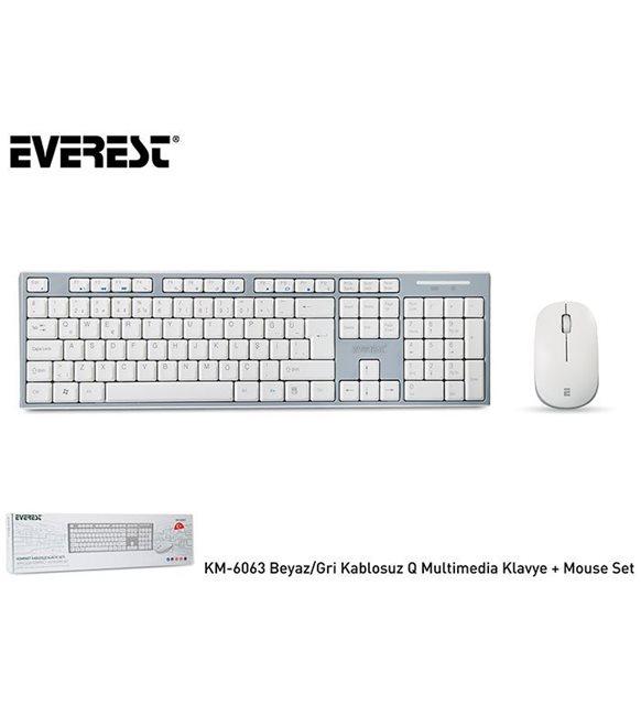Everest kablosuz set