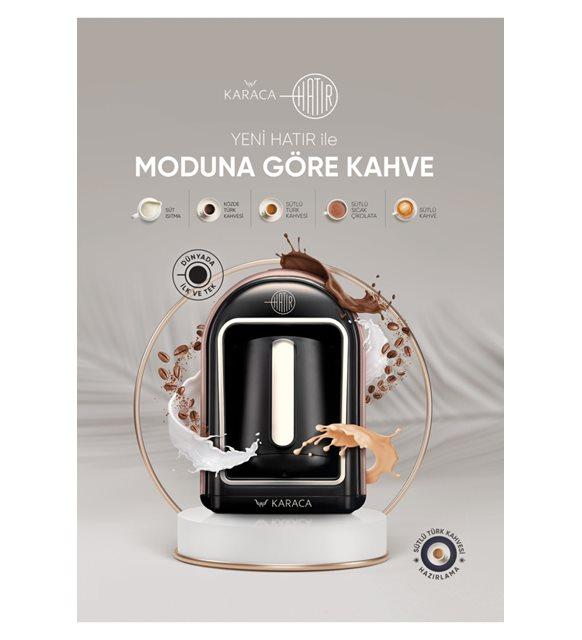 Anneye küçük ev aletleri  - kahve makinesi