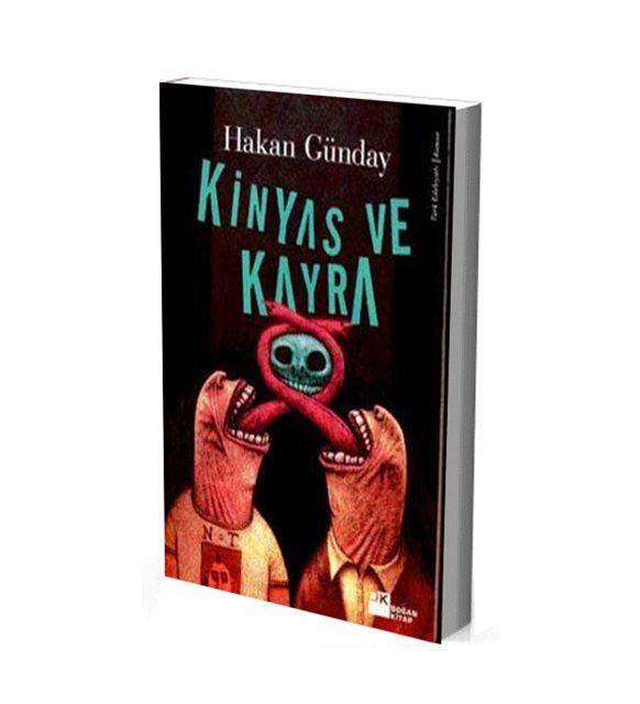 Kinyas ve Kayra kitabı