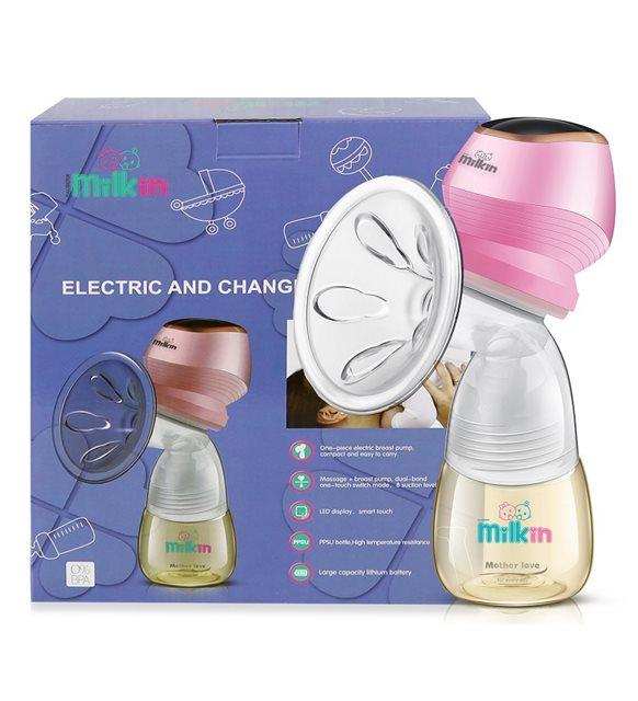 hamile annelere anneler günü hediye - süt pompası