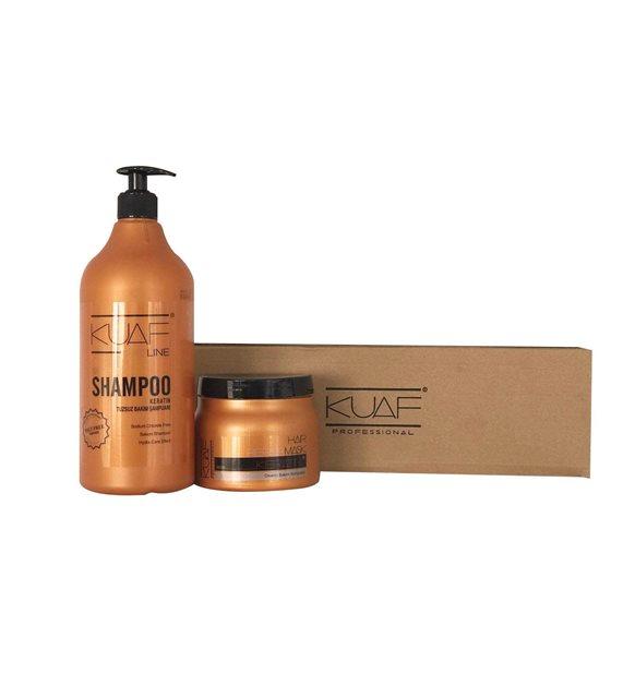 Brezilya Fönü - Kuaf şampuan set