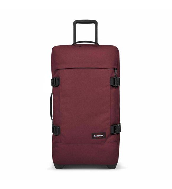 Eastpak Tranverz M Crafty Wine bavul