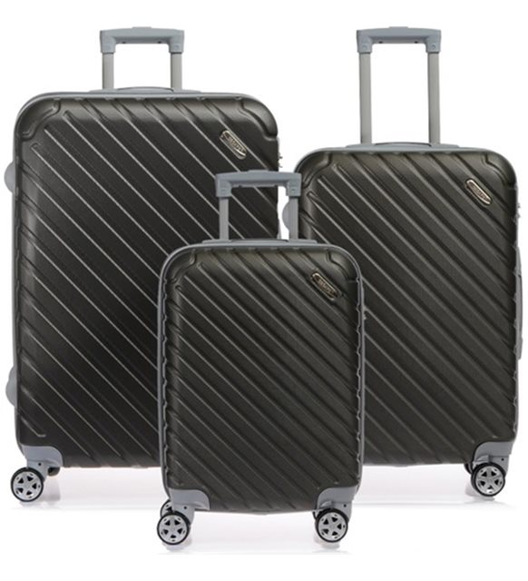 Escape 070 3'lü Set valiz