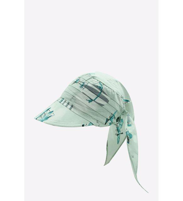 Siperli plaj şapkası