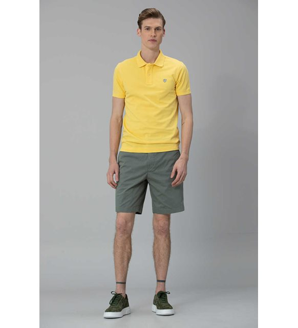Polo tişört ve şort - Lufian tişört