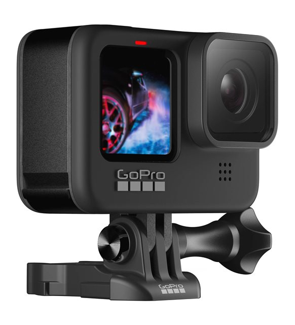 GoPro Hero9 aksiyon kamerası