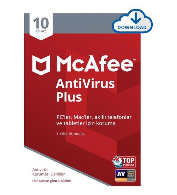 McAfee Plus