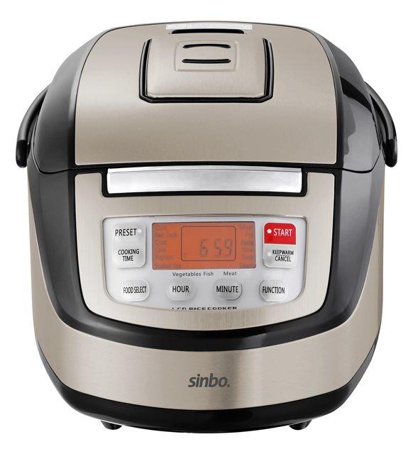Yaşlılar için teknolojik ürün - çok amaçlı pişirici