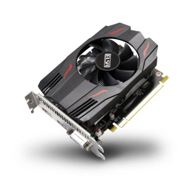Elsa AMD Radeon RX 550 ekran kartı