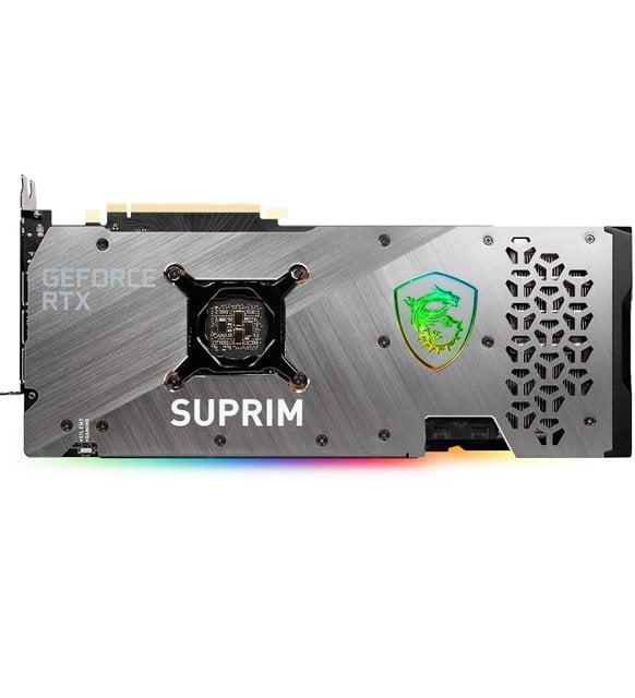 MSI RTX3070Ti 8GB SUPRIM X GDDR6X