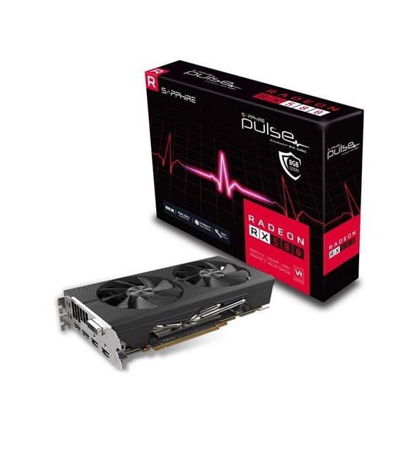 Sapphıre Rx 580 ekran kartı