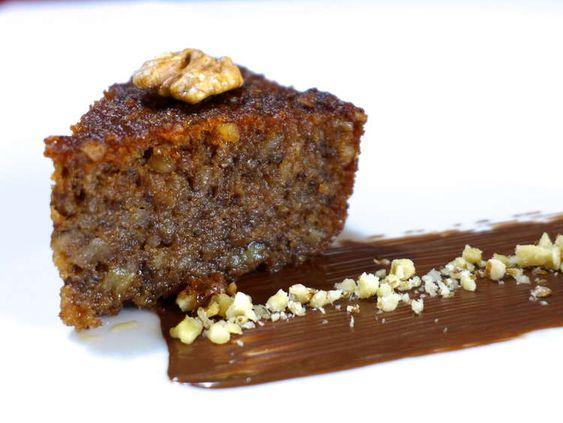 Yunan mutfağı - Karídopita