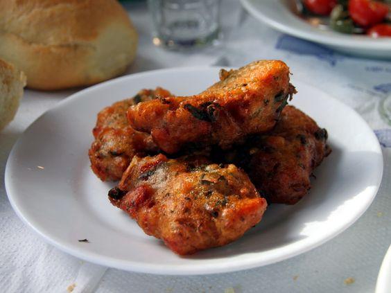 Yunan mutfağı - Domatokeftedes