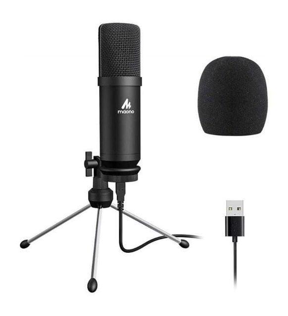 Podcast yayıncılığı - Maono mikrofon