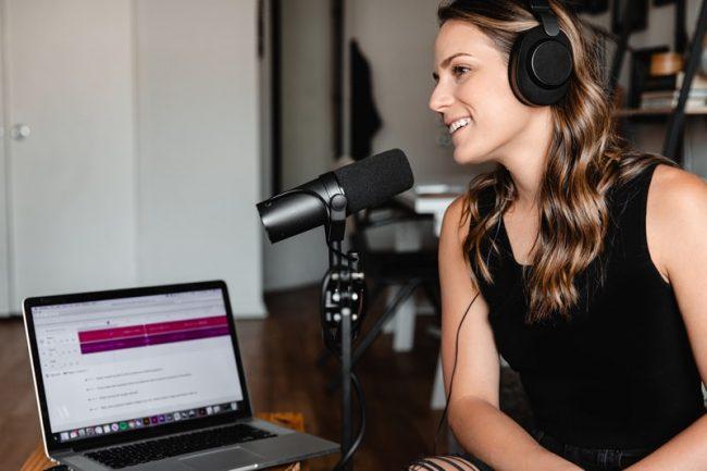 Podcast yayıncılığı ekipmanları