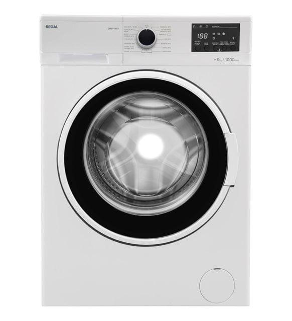 Regal çamaşır makinesi