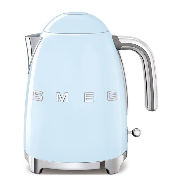 Smeg Pastel Mavi kettle