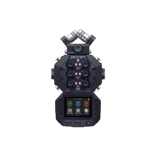Zoom H8 ses kayıt cihazı